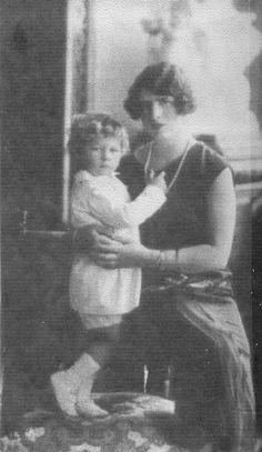 Queen Elena of Romania / Helen of Greece-Romania Michael I Of Romania, Grand Duchess Olga, Young Prince, Grand Duke, Queen Mother, Royal House, Queen Victoria, Descendants, Greece