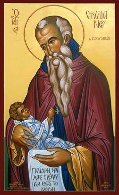 Ο Άγιος Στυλιανός, ο Παφλαγών - 26 11.