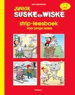 Junior Suske en Wiske strip-leesboek voor jonge lezers