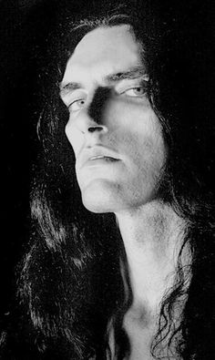 Peter Steele. R.I.P. Green man
