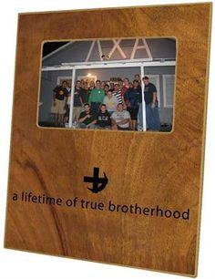F2005 - Lambda Chi Alpha Logo Picture Frame $46.00 #LambdaChiAlpha #LambdaChi