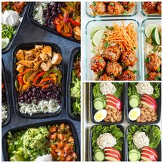 15 Meal Prep Ideas to Save You Time and Money - Chasing A Better Life