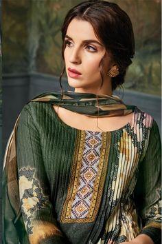 Pashmina Salwar Suit Shop Online in USA🇱🇷📲 www.pinkphulkari.com Suit Shop, Salwar Suits, Usa, Shopping, Tops, Women, Fashion, Moda, Women's