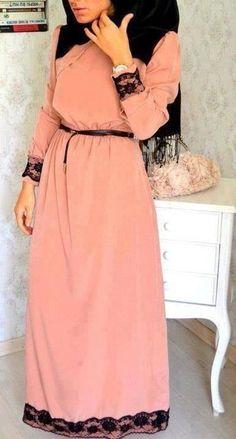 Hijab maxi dress