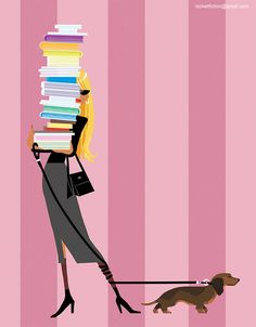 A Literary Hoarders shopping day!
