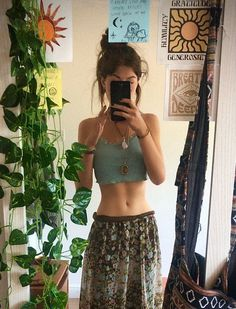 Indie Outfits, Boho Outfits, 70s Outfits, Summer Outfits, Cute Outfits, Fashion Outfits, Indie Fashion, Aesthetic Fashion, Aesthetic Clothes