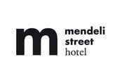 Mendeli Street Hotel designed by Koniak