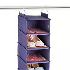 Cedar Stow Hanging Shoe Bag