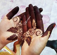 65 Fresh and Latest mehndi designs to try in 2020 Khafif Mehndi Design, Floral Henna Designs, Henna Tattoo Designs Simple, Simple Arabic Mehndi Designs, Mehndi Designs 2018, Mehndi Design Photos, Wedding Mehndi Designs, Mehndi Designs For Fingers, Dulhan Mehndi Designs