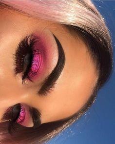 Makeup Tips To assist Hide A Blemish – Eye Makeup Look Pink Makeup, Cute Makeup, Glam Makeup, Gorgeous Makeup, Pretty Makeup, Makeup Inspo, Makeup Inspiration, Beauty Makeup, Hair Makeup