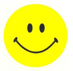 70s smiley face but we still type :) to indicate a smiley ☺ face even today ! ! !