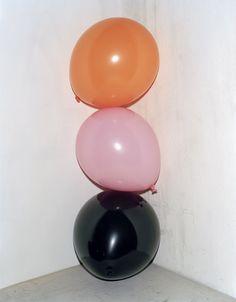 balloon pileup