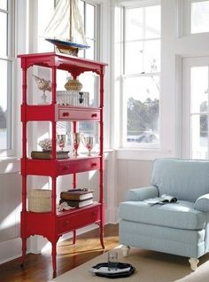 Bookcases and Shelves, Wall Shelving Unit Designs made of Stacked Wooden Tables and Boxes Wall Shelving Units, Shelving Design, Bookshelf Design, Modern Shelving, Bookcase Shelves, Bookcases, Modular Shelving, Wooden Table Box, Repurposed Furniture