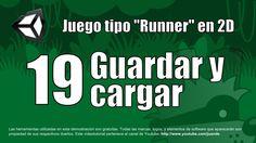 19 - Guardar y cargar - Tutorial Unity 2D en español
