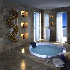 Elemento Radiante Lux in Ceramica #Termoarredo #Ceramic #Homedecor #Luxury #Design