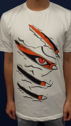 Naruto is one of the most popular anime series that has acquired worldwide fame and recognition. Let us check out some of the examples of Naruto Fan art. Naruto is one of the Kakashi Funny, Cool Shirts, Tee Shirts, Naruto T Shirt, Naruto Merchandise, Naruto Clothing, Naruto Fan Art, Popular Anime, Anime Gifts