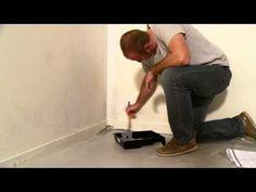 Conseils pour peindre un sol béton - RIPOLIN - YouTube