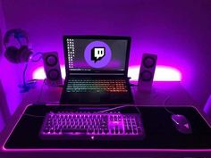 To really understand you have to go on Twitch, so let's do that in this post. I'll explain all the components of a Channel Page and a briefly and we'll get into details on how to set your channel up. Laptop Gaming Setup, Cheap Gaming Laptop, Gamer Setup, Gaming Room Setup, Gaming Computer, Pc Gamer, Set Up Gamer, Gamer Room, Twitch Streaming Setup