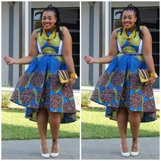 30 Ankara Plus Size Pleated Dresses For Women On The Big Side - AfroCosmopolitan African Dresses For Women, African Print Dresses, Formal Dresses For Women, African Print Fashion, African Wear, African Fashion Dresses, Suits For Women, Ladies Suits, African Clothes