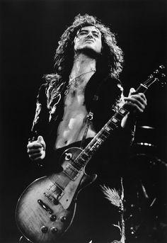 Torbjörn Calvero, Jimmy Page - Led Zeppelin John Paul Jones, John Bonham, Robert Plant, Iron Maiden, Pink Floyd, Ramones, Jimmy Page Young, The Beatles, Rock N Roll