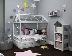 "Check out new work on my @Behance portfolio: ""Children's room Moon stars and house ✩★ ☆ ☾"" http://be.net/gallery/54429547/Childrens-room-Moon-stars-and-house-"