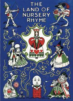 """Land of Nursery Rhymes"" av Fiona (ed) Kennedy - Diktsamling - Poems Bingo Cards, Reading Challenge, Juni, Nursery Rhymes, Poems, September, Christmas Ornaments, Holiday Decor, Kids"