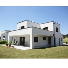 Unsere hauseigenen Architekten planen dein Haus so wie du es willst. Style At Home, Mansions, House Styles, Home Decor, Brick, Architects, House, Decoration Home, Manor Houses