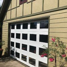 Garage door design with windows | Prolift Doors Of Garland (@proliftdoorsofgarland) • Instagram
