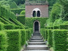Biddulph Grange Garden Lush Garden, Garden Plants, Biddulph Grange Gardens, Chia Pet, England National, Italian Garden, Topiaries, National Trust, Garden Gates