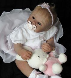 Reborn  baby Eden. Custom made to order. by Tinytoesreborns on Etsy