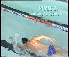 Alexander Popov swimming technique