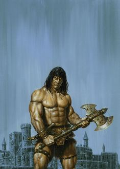 "thingstobysays: "" Conan the ""MothaFuckin"" Barbarian """