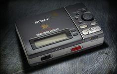 sony mini-disc walkman MZ R3