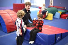 Boost your child's social #skills by having them interact with children their age, learn to love #fitness and movement and gain a knowledge of basic #gymnastics.   www.ChampionsWestlake.com/programs/kidspark/  Having this kind of positive peer pressure will surely encourage #healthy relationships and give them that extra self esteem that is so vital at this young age.    #ChampionsWestlake #KidSPARK #PreSchoolGymnastics
