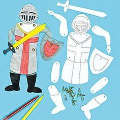 knights crafts for kids - Google Search