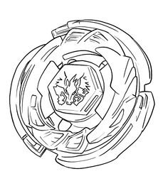 drago beyblade coloring pages for kids, printable free | coloring ... - Beyblade Printable Coloring Pages