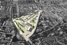 URBAN PLANNING. Old Bottle Factory in Jerez   Alejandro Flores Castro   Archinect