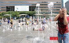 서울, 오늘 낮 12시 기준으로 올해 첫 '폭염 경보' 발령