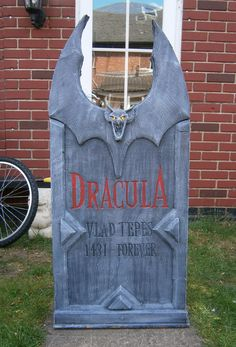 dracula Prop by TWISTED ENDEAVOURS