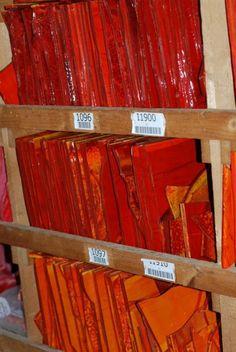 The Orsoni Smalti Veneziani Color Library: Glass Volumes for ...