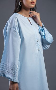 Kurti, Tunic Tops, Blouse, Long Sleeve, Sleeves, Design, Women, Fashion, Moda