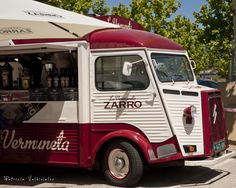 Food Trucks de Vermut Zarro de Madrid Canopy, Madrid, Ideas, The World, Easy Cooking, Recipes, Canopies, Thoughts