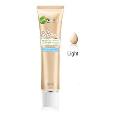 Need a foundation for light skin tone? Garnier BB Cream Miracle Skin Perfector Oily and Combination Skin Light with SPF 20 has the the combined benefits of one step next generation skincare products. #garnier #bbcream #foundation #combinationskin #lightskin #spf #skincare #sunprotection