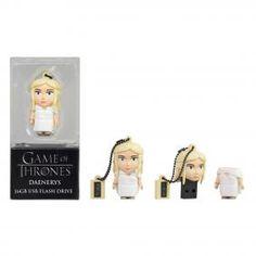 Game of Thrones Clé USB 16 GO Daenerys Targaryen: HBO Shop Europe