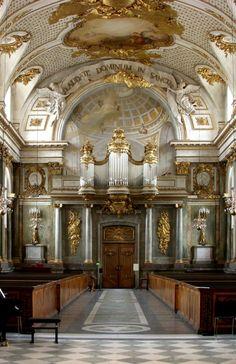 Palace Church - Slotts Kyrkan (Stockholm-Sweden)