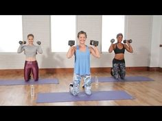 30-Minute Fit and Sexy Full-Body Workout | Class FitSugar - YouTube