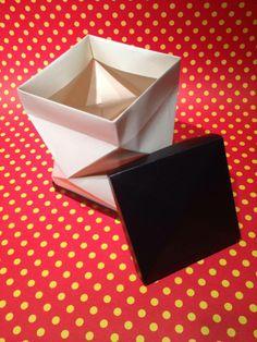 caja-lampara Origavi arte en papel