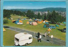 Oslo, Ekeberg Camping 1960-tallet Oslo, Volkswagen, Golf Courses, Camping, Porsche, Sports, Album, Pictures, Campsite