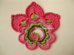 Freeform Crochet, Crochet Art, Thread Crochet, Crochet Motif, Crochet Crafts, Yarn Crafts, Crochet Flowers, Crochet Stitches, Crochet Projects