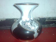 Endre Szász work - Hollóháza porcelain - Hungary Pablo Picasso, Artist At Work, Vase, Artwork, Work Of Art, Auguste Rodin Artwork, Artworks, Vases, Illustrators